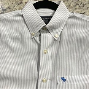 Abercrombie and Fitch Button-Down Shirt